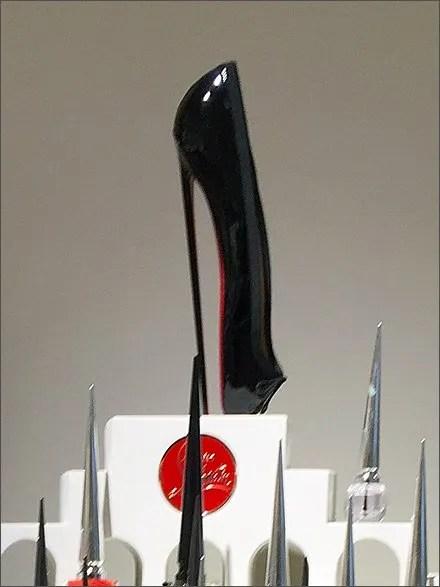 Christian Louboutin Shoe Brands Nails - Christian Louboutin Retail Fixtures