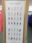 End Aisle Short Dress Selection Aux