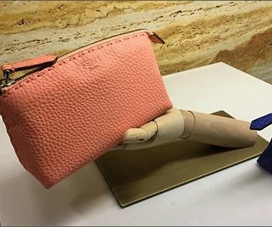 Fendi Purse Handform Detail