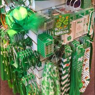 St. Patrick's Day Loop Hooks at Claires