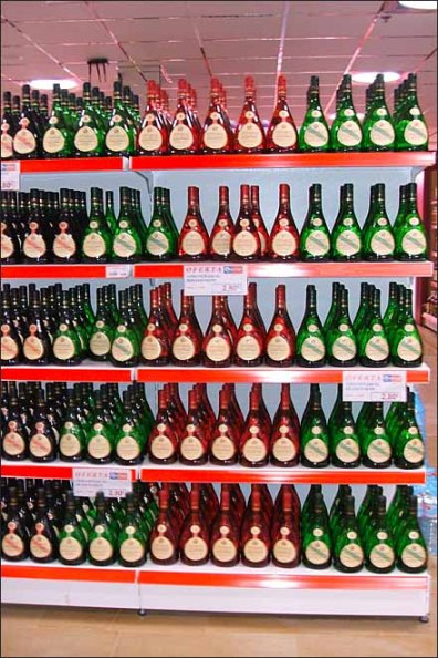 Bottles Categorized 2