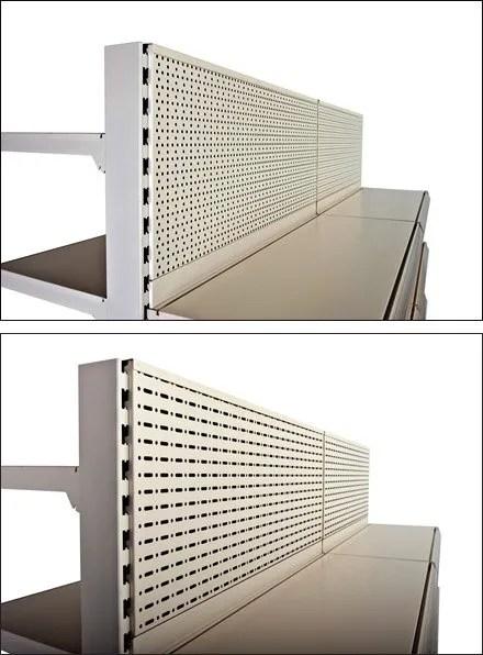 CAEM Euro Fixture Peg and Slotwall Concepts