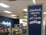 Marshall's One Line Serves All, Checkout, Returns, Gift Cards