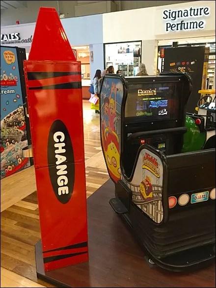 Crayola Crayon Change Machine Main