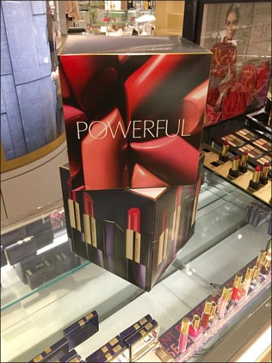 Estee Lauder Powerful Branded Box