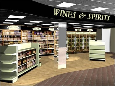 Euro Fixture Wine and Spirits 2