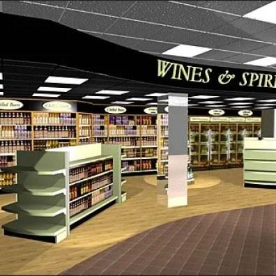 Euro Fixture Wine and Spirits Main