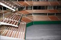Euro Fixture Wood Slat Gondola 1