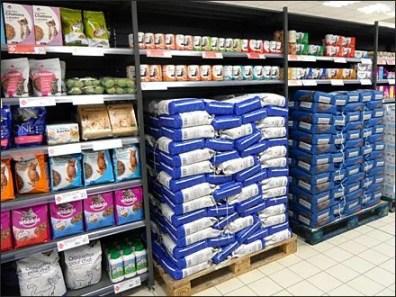 In-Line Pallet Merchandising 2
