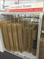 Staples Corrugated Box Dividers 1