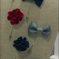Tie Pin Hat Pin or Both Closeup