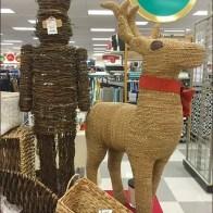 TJMaxx Christmas in Wicker Main
