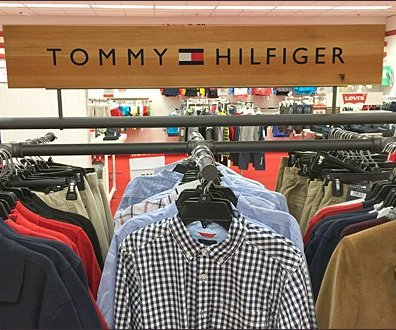 Tommy Hilfiger Iron Pipe Rack Main
