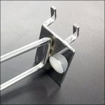 Asymmetric Anti-Sweep Metal Plate Scan Hook Main