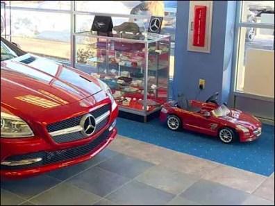 Mercedes Benze BOGO 3