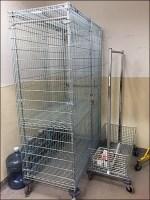 Metro Retail Security Cart or Mobile Jail