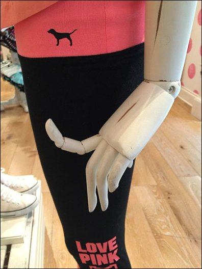 Abused Mannequin Domestic Violence 3