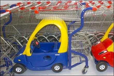 EuroFixture Shopping Cart Roof Rack