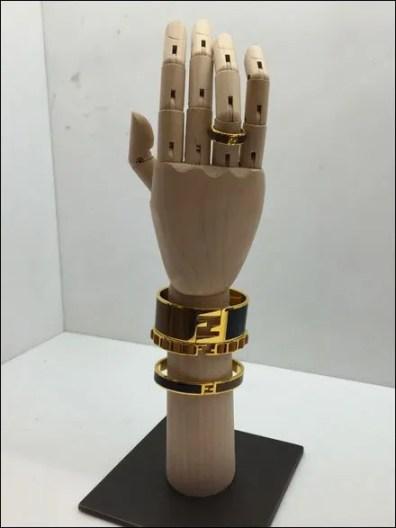 Fendi Hand Model