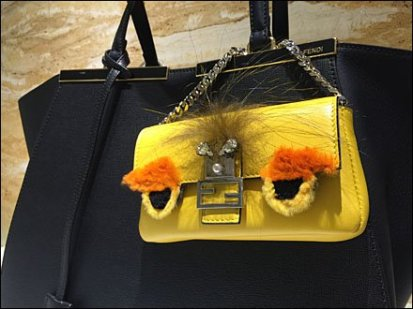 Fendi Pursette Piggybacks 1