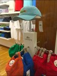 Lacoste Branded Hat Stand Hook Aux
