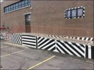 Maine Source Dazzle Paint Handicap Ramp