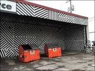 Maine Source Dazzle Paint Loading Dock 3