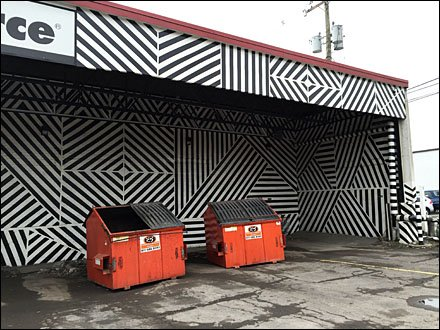 Maine Source Dazzle Paint Loading Dock 3
