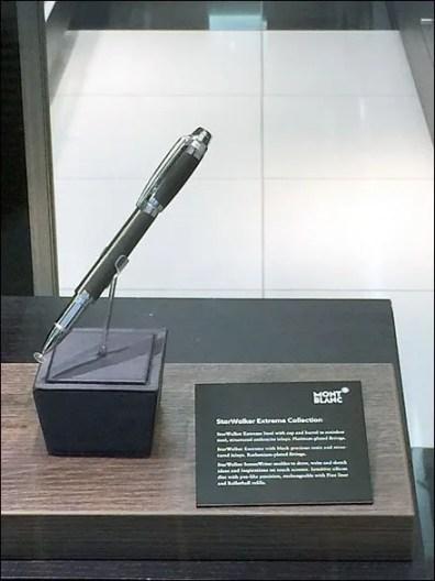 Montblanc StarWalker Extreme Pen Stand 1
