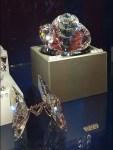 Swarovski Irregular Crystals in Motion