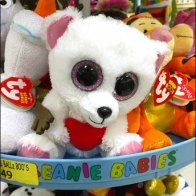 Beanie Baby Branding Above and Below