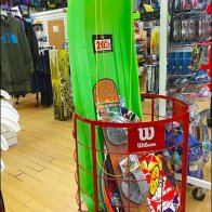 Wilson Snow Boards and Sleds Bulk Binned Main