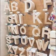 Alphabetics Straight Entry Hooked Main