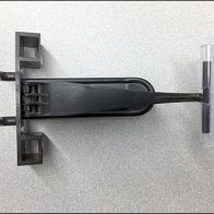 Breakaway Plastic Scan Hook Disected 1
