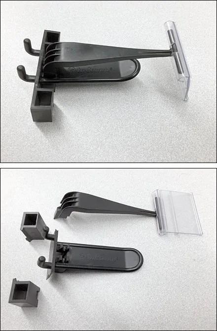 Breakaway Plastic Scan Hook Dissected