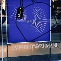 Emporio Armani Sale On Sale Window 2
