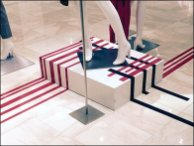 Escada Geometric Floor Graphic 3