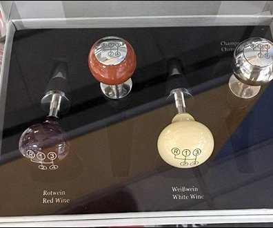 Gear Shift Knob Wine Stoppers 3