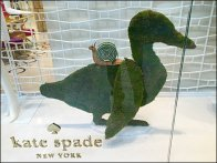 Kate Spade Duck and Snail Topiary 3