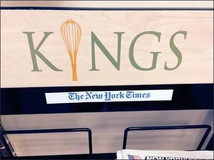 Kings Newstand Branded