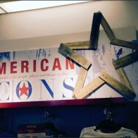 Macy's® American Icon in Wood Main