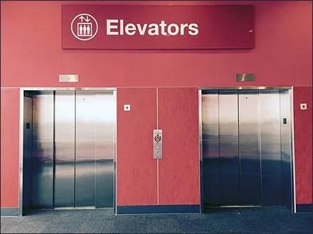 Target Elevators Well Branded