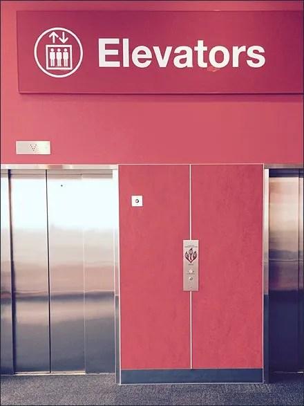 Target Elevator Icons