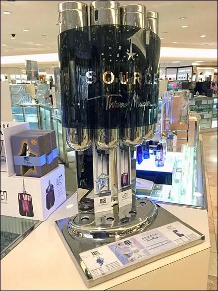 Thierry Mugler Perfume Refill Center Details