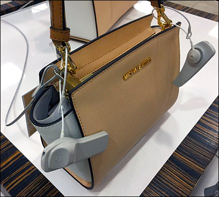 Triple Tethered Michael Kors Purse