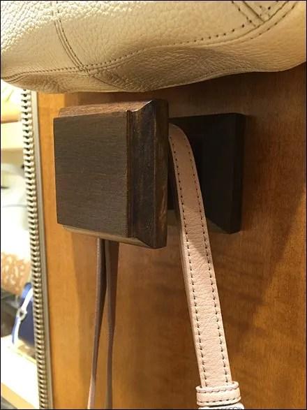 Wood Faceouts for Purses Main Closeup