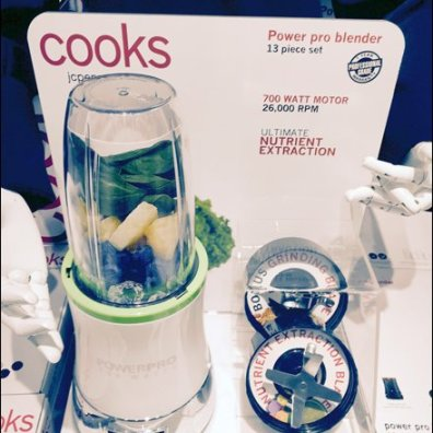 Cooks® Point-of-Purchase Blender Insert