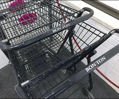 Bon-Ton Stroller Carts