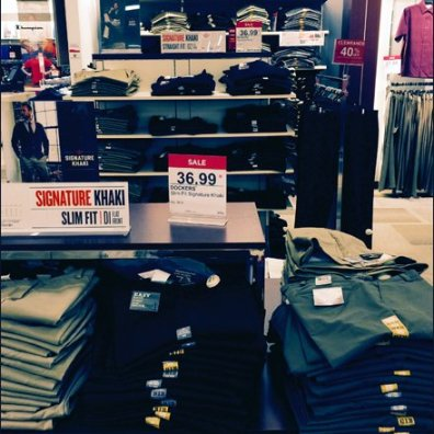 Dockers Brand From A Distance
