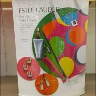 Estee Lauder® Fills a Wall